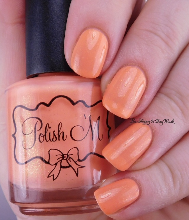 Polish 'M Do Your Best | Be Happy And Buy Polish
