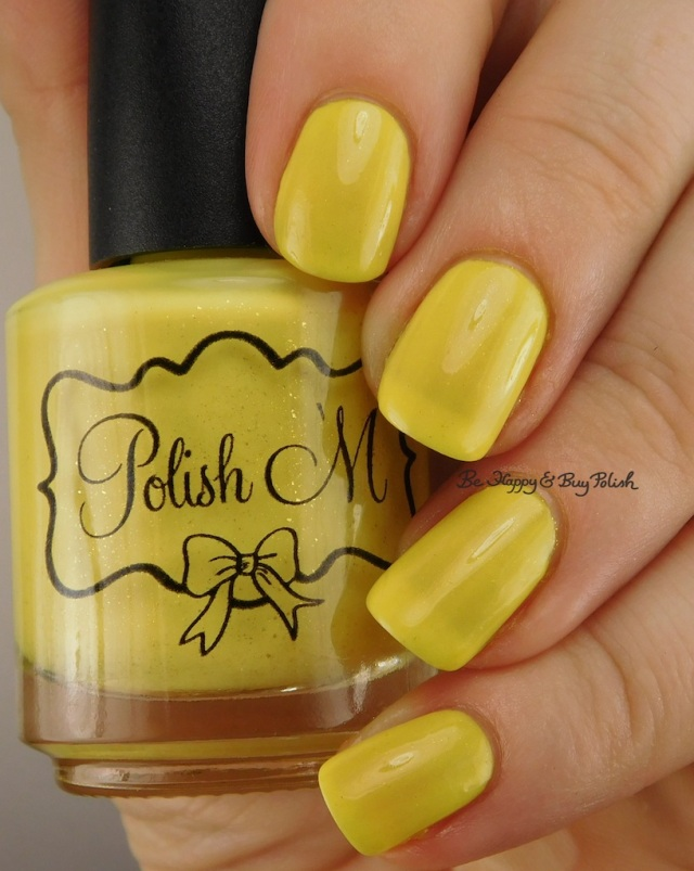 Polish 'M Forget the Rest | Be Happy And Buy Polish