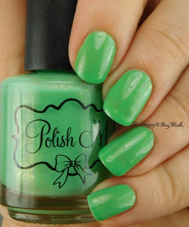 Polish 'M Just Breathe | Be Happy And Buy Polish