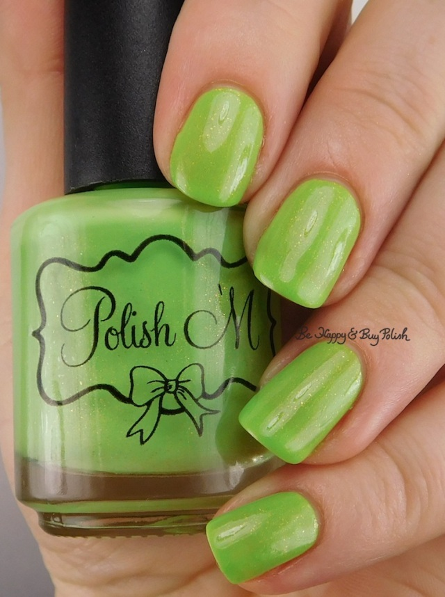 Polish 'M Push Pause | Be Happy And Buy Polish