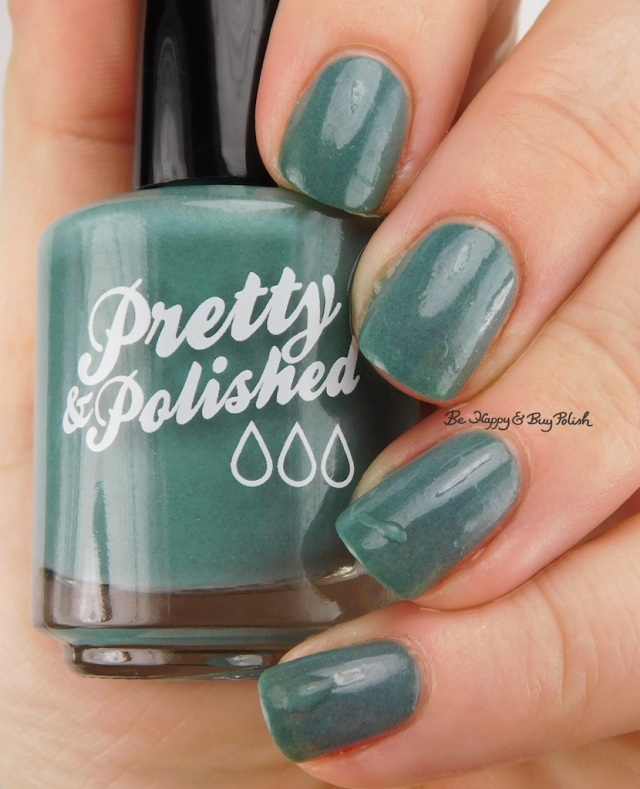 Pretty & Polished Blown Away room temp | Be Happy And Buy Polish
