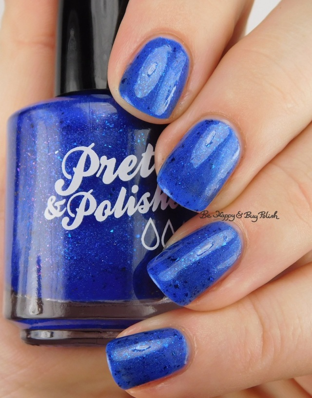 Pretty & Polished Just a Girl | Be Happy And Buy Polish