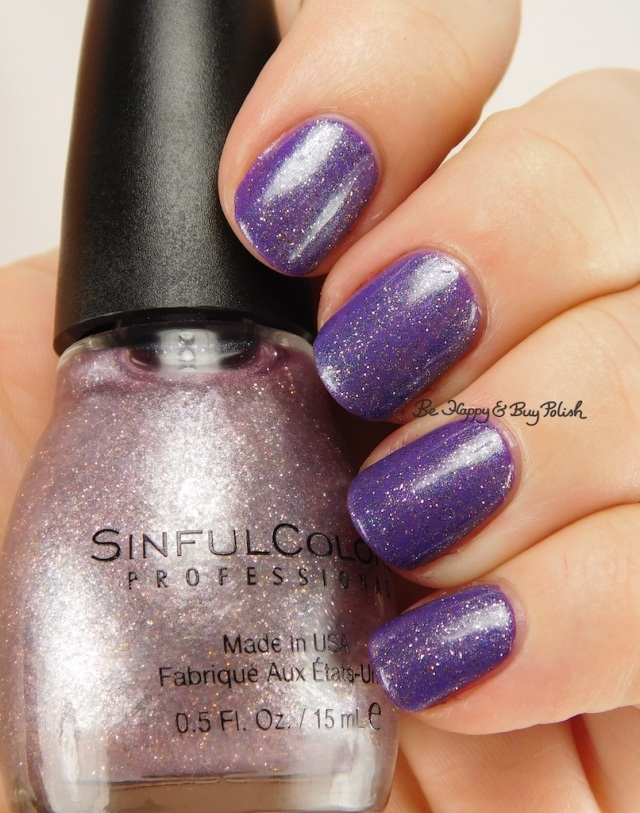 Sinful Colors Charmed over China Glaze Mix and Mingle | Be Happy And Buy Polish