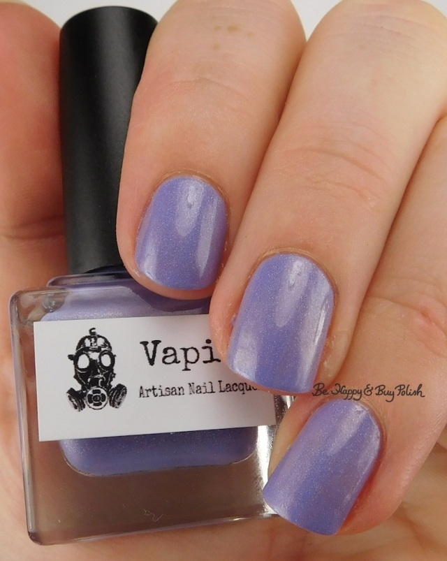Vapid Lacquer Pegasus Poots | Be Happy And Buy Polish