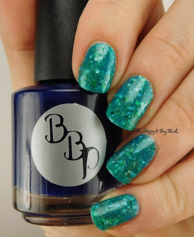 Bad Bitch Polish Gin over Mint | Be Happy And Buy Polish