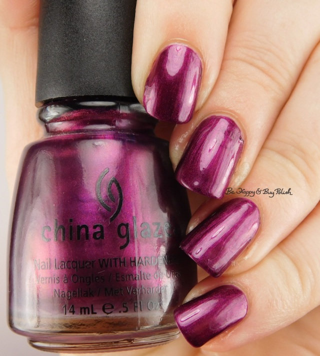 China Glaze Stella | Be Happy And Buy Polish