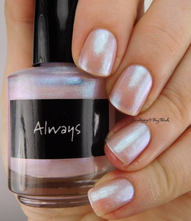 CrowsToes Nail Color Always | Be Happy And Buy Polish