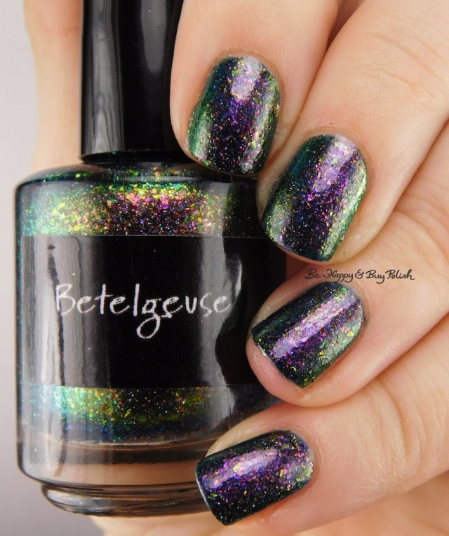 CrowsToes Nail Color Betelgeuse | Be Happy And Buy Polish