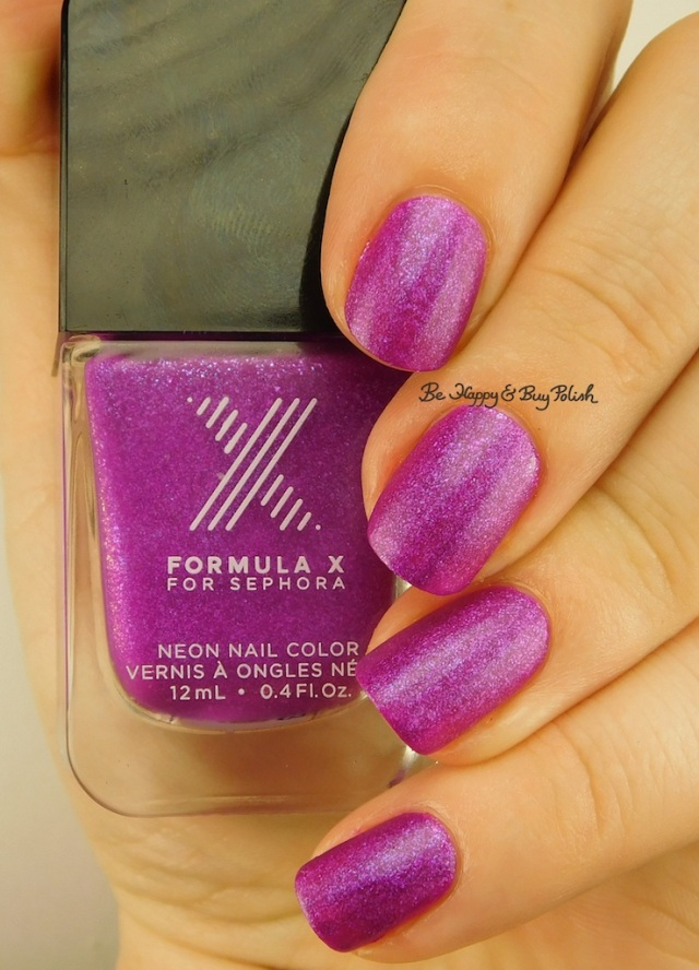 Formula X Hyped | Be Happy And Buy Polish