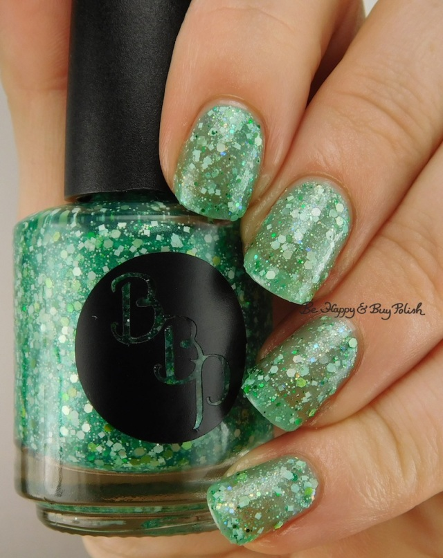 Jelly Sandwich with Bad Bitch Polish Tonic and Mint | Be Happy And Buy Polish