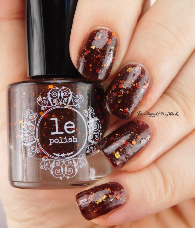le polish Fiery Hothead | Be Happy And Buy Polish