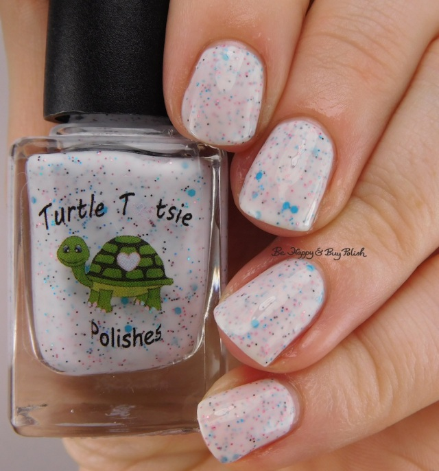 Turtle Tootsie Polish 1st Turtle-bration | Be Happy And Buy Polish