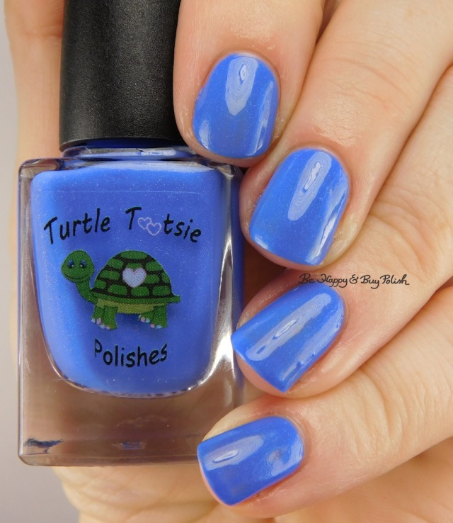 Turtle Tootsie Polish Blue Ribbon | Be Happy And Buy Polish