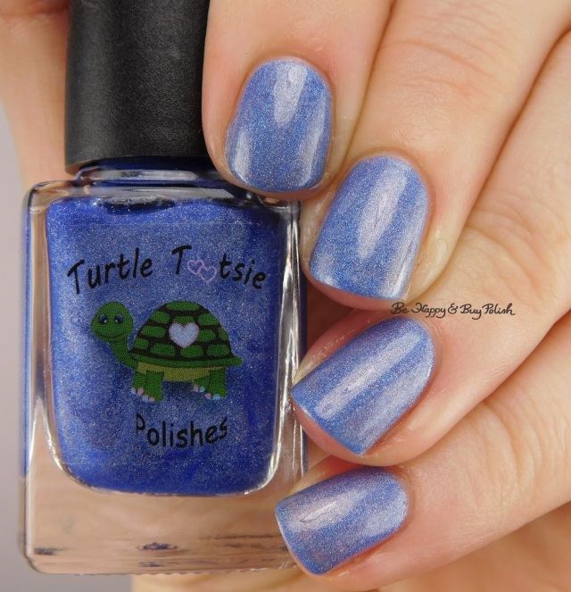 Turtle Tootsie Polish Blueberry Snowcone | Be Happy And Buy Polish