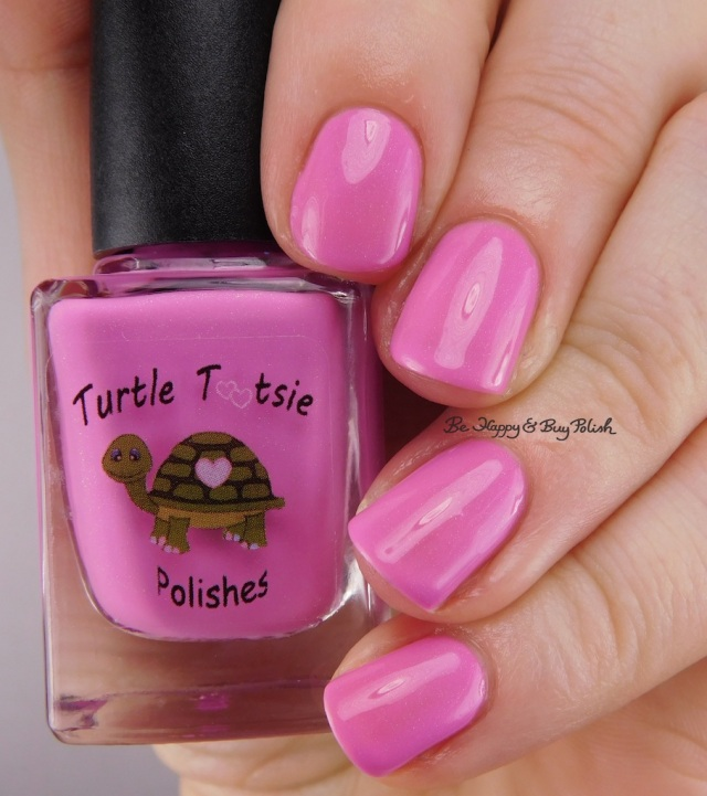 Turtle Tootsie Polish Cotton Candy | Be Happy And Buy Polish