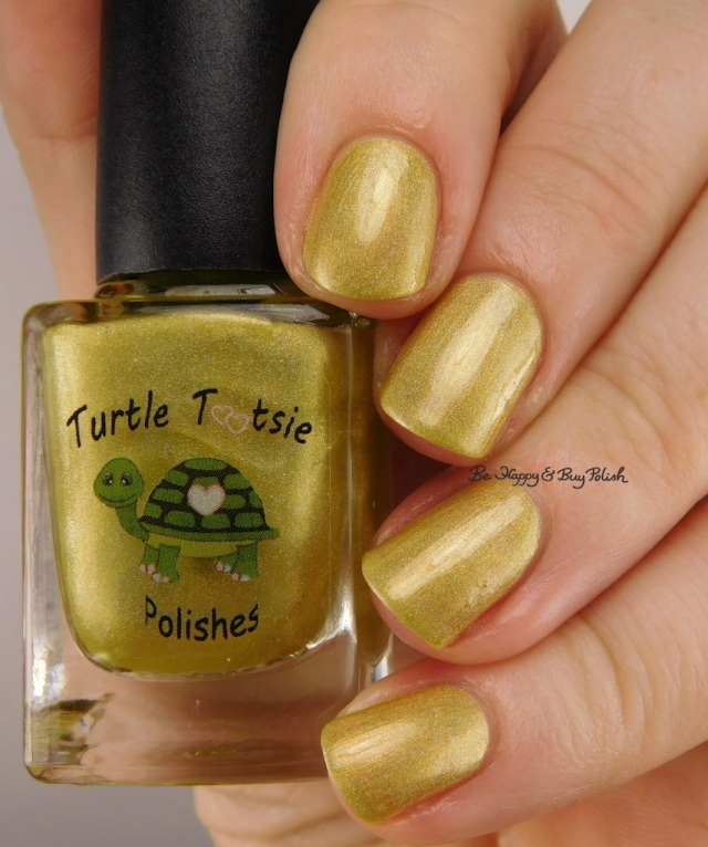 Turtle Tootsie Polish Frozen Lemonade | Be Happy And Buy Polish