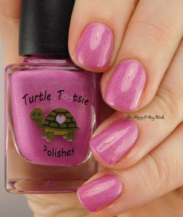 Turtle Tootsie Polish Tilt-A-Whirl | Be Happy And Buy Polish