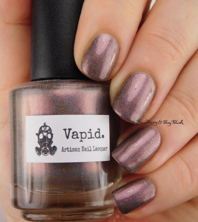 Vapid Lacquer Problem Child | Be Happy And Buy Polish