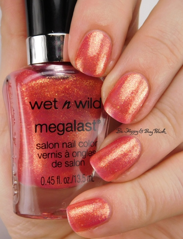 Wet n Wild Megalast Lava Brew | Be Happy And Buy Polish