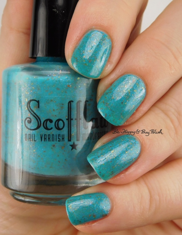 Scofflaw Nail Varnish Diamond Dogs | Be Happy And Buy Polish