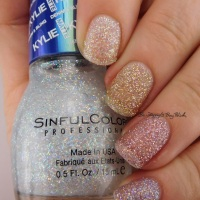 Sinful Colors Denim + Bling Konfection, Karats of Kargo, Kosmic, Kloud 9 swatches + review
