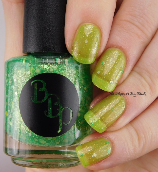 Bad Bitch Polish Lime over Tequila | Be Happy And Buy Polish