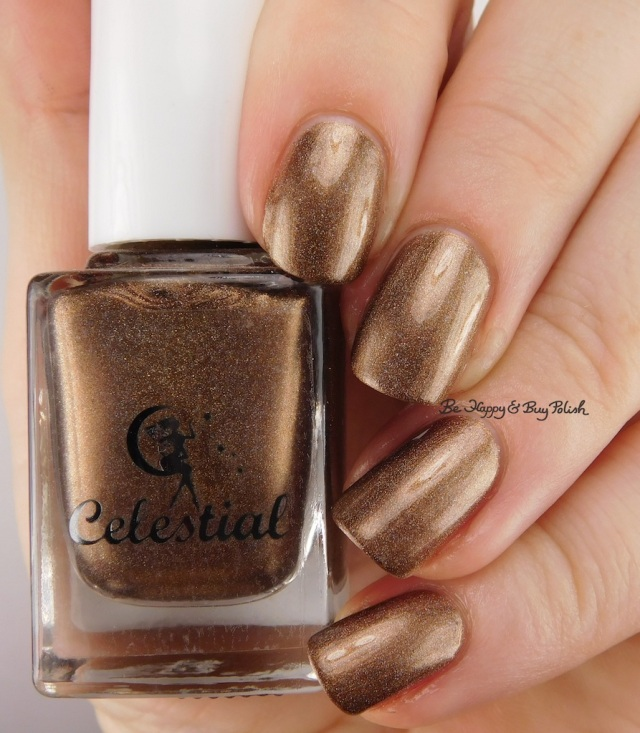 Celestial Cosmetics Chocolate River | Be Happy And Buy Polish