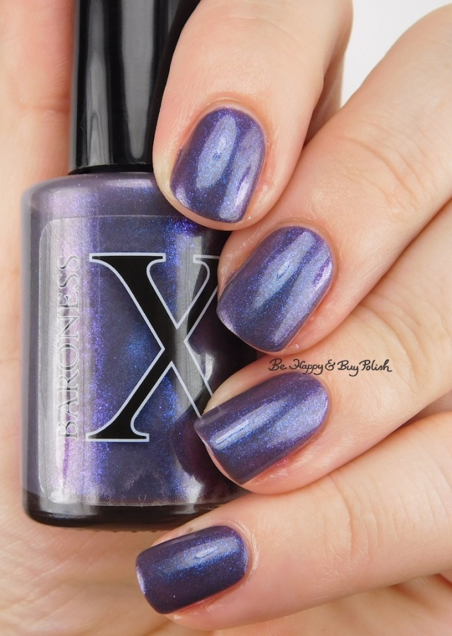 Baroness X Trenzalore | Be Happy And Buy Polish