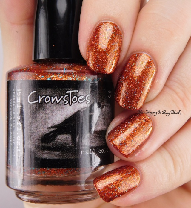 CrowsToes Nail Color Beyond Your Fears | Be Happy And Buy Polish