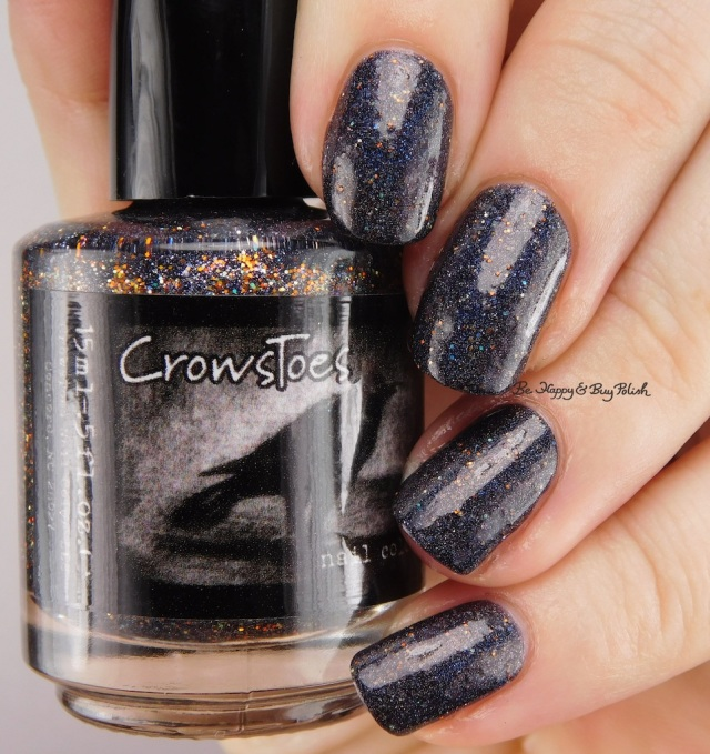 CrowsToes Nail Color Sleep With One Eye Open | Be Happy And Buy Polish