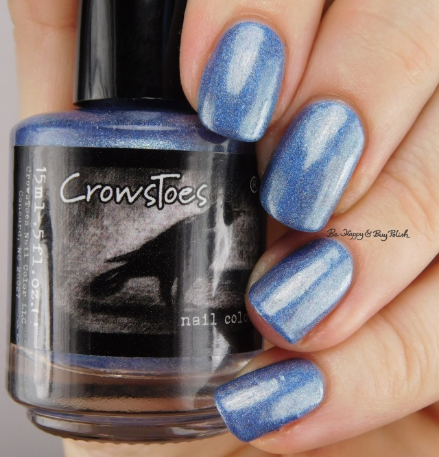 CrowsToes Nail Color Your Last Breath | Be Happy And Buy Polish