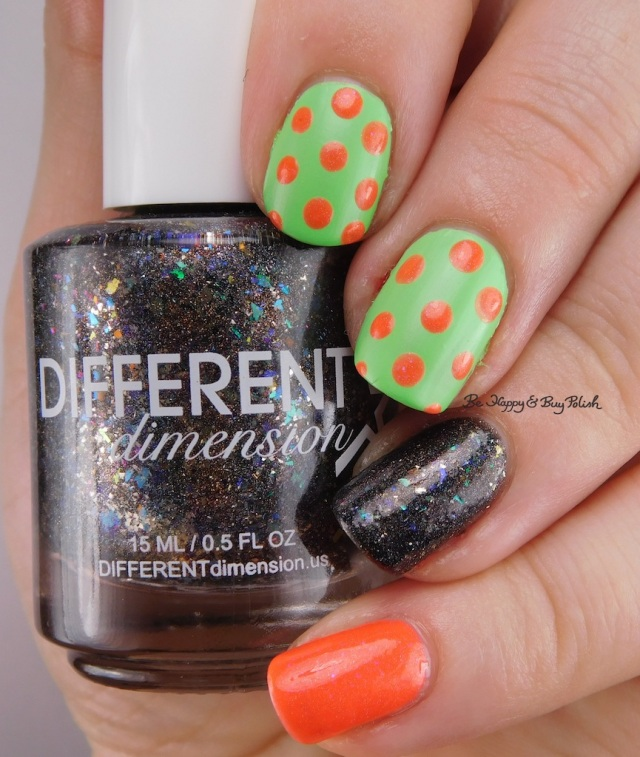 Different Dimension Magic Mirror, Anchor & Heart Vacation Land, Baroness X Santa Monica Mint | Be Happy And Buy Polish