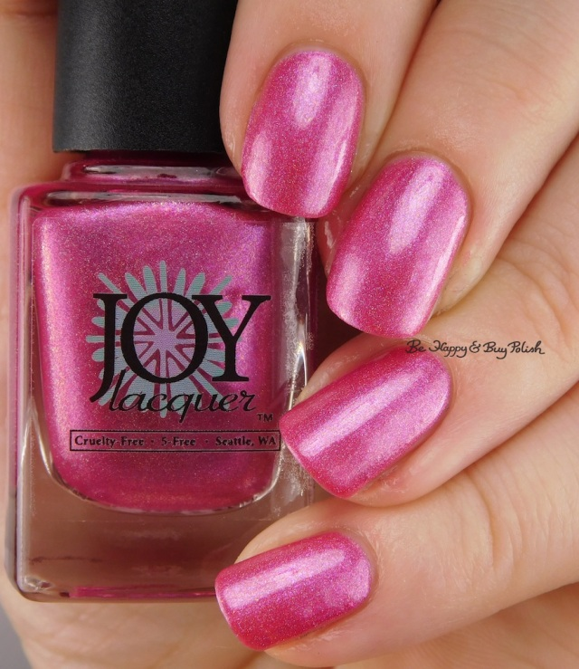 Joy Lacquer I Heart My Teacher | Be Happy And Buy Polish