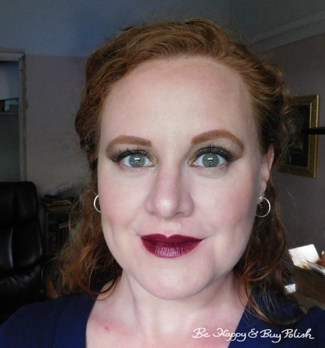 Kat Von D Studded X lipstick Homegirl | Be Happy And Buy Polish
