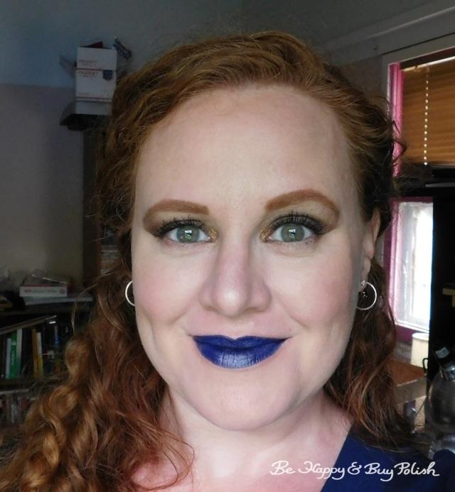 Kat Von D Studded X lipstick Poe | Be Happy And Buy Polish