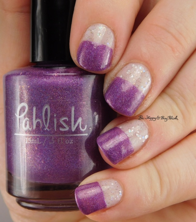 Pahlish Highgarden, Poetry Cowgirl Snowfall | Be Happy And Buy Polish
