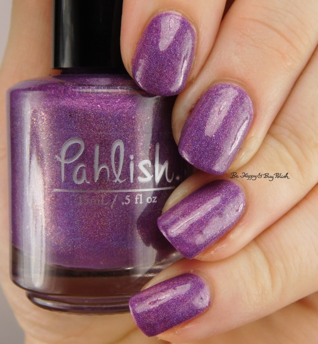Pahlish Highgarden | Be Happy And Buy Polish