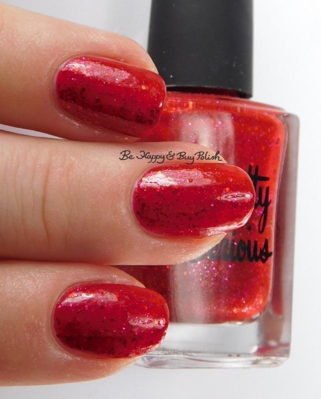 Pretty Serious Cosmetics Viscous Vampire | Be Happy And Buy Polish