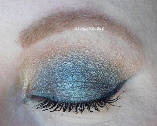 Wet N Wild Fergie Milano eyeshadow palette, Teeez Cosmetics eyeshadow Sweet Sins | Be Happy And Buy Polish