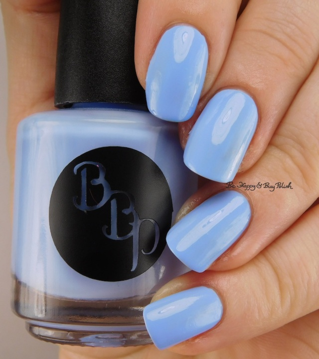 Bad Bitch Polish Blue Steel | Be Happy And Buy Polish