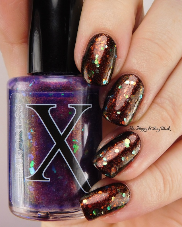 Baroness X Dulcinea, Baroness X Opulent Oddity, China Glaze Midtown Magic | Be Happy And Buy Polish