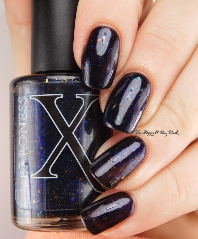 Baroness X Vox Populi | Be Happy And Buy Polish