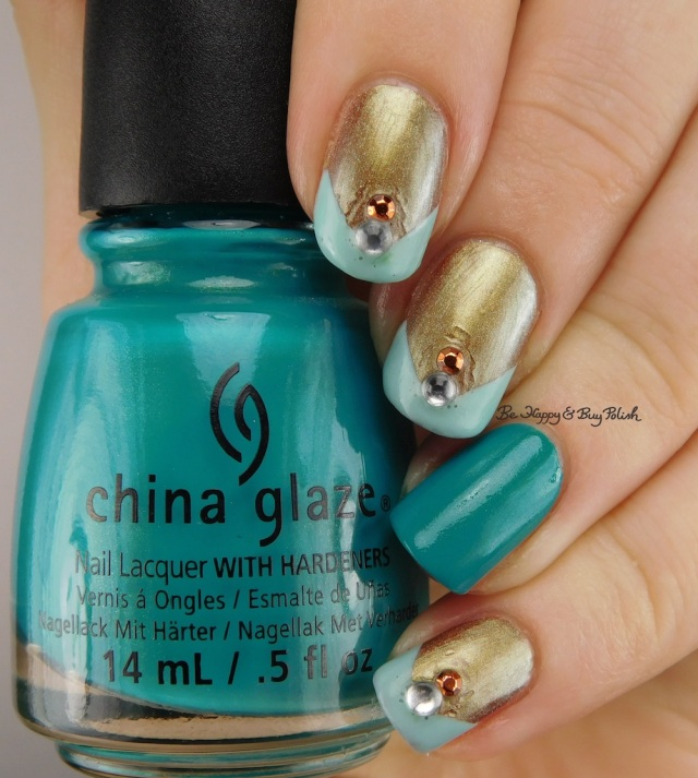 China Glaze Custom Kicks, Pretty Jelly Demeter, Pahlish Loftiest Muse | Be Happy And Buy Polish