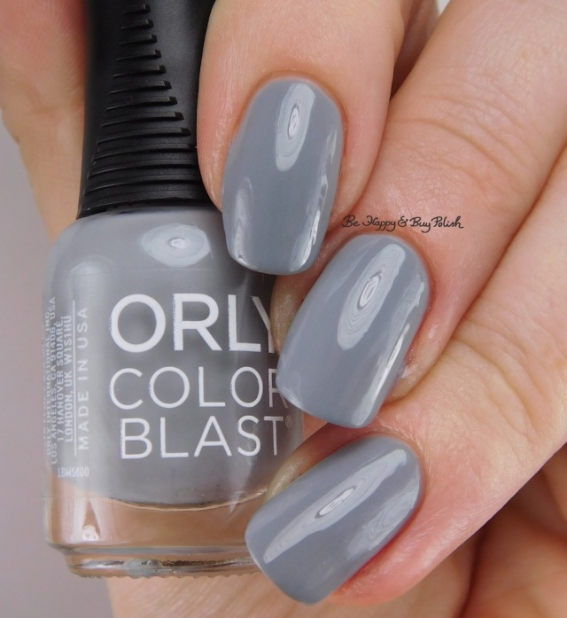 Orly Color Blast Batgirl Save the City | Be Happy And Buy Polish