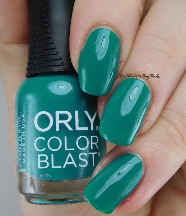 Orly Color Blast Catwoman 9 Lives | Be Happy And Buy Polish