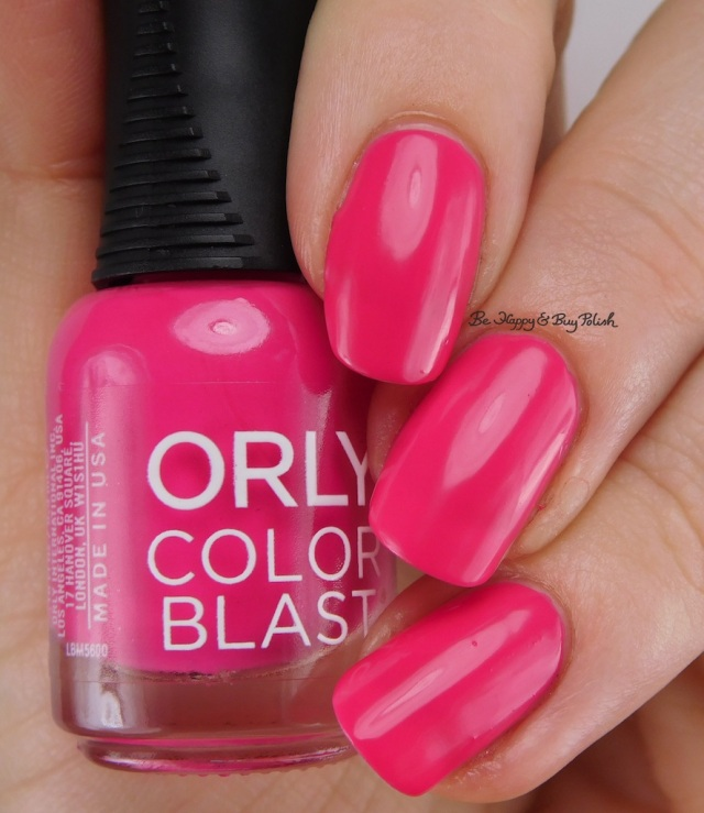 Orly Color Blast Catwoman Hear Me Roar | Be Happy And Buy Polish