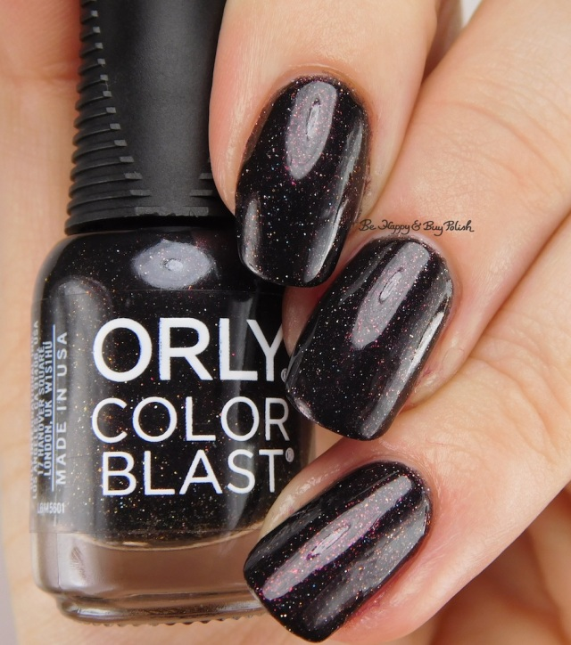 Orly Color Blast Catwoman On the Prowl | Be Happy And Buy Polish