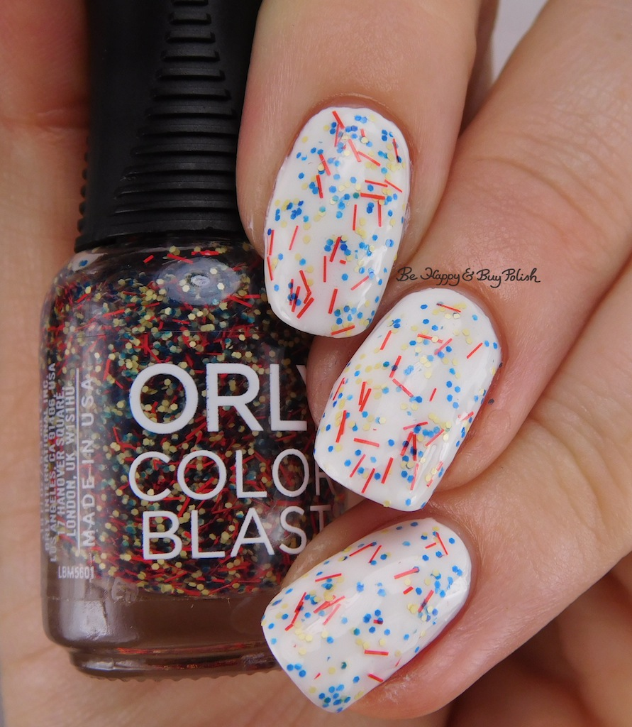 Harley Quinn Orly Color Blast nail polish set swatches + review | Be ...
