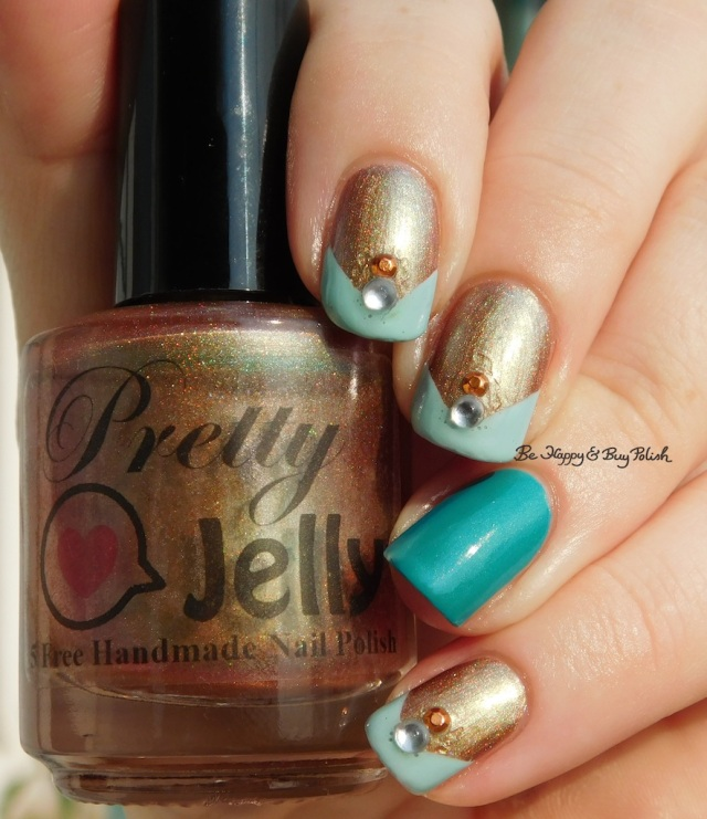 Pretty Jelly Demeter, Pahlish Loftiest Muse, China Glaze Custom Kicks | Be Happy And Buy Polish