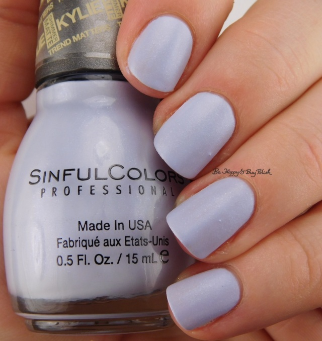 SinfulColors Magik Touch Kylie Trend Matters Angel | Be Happy And Buy Polish